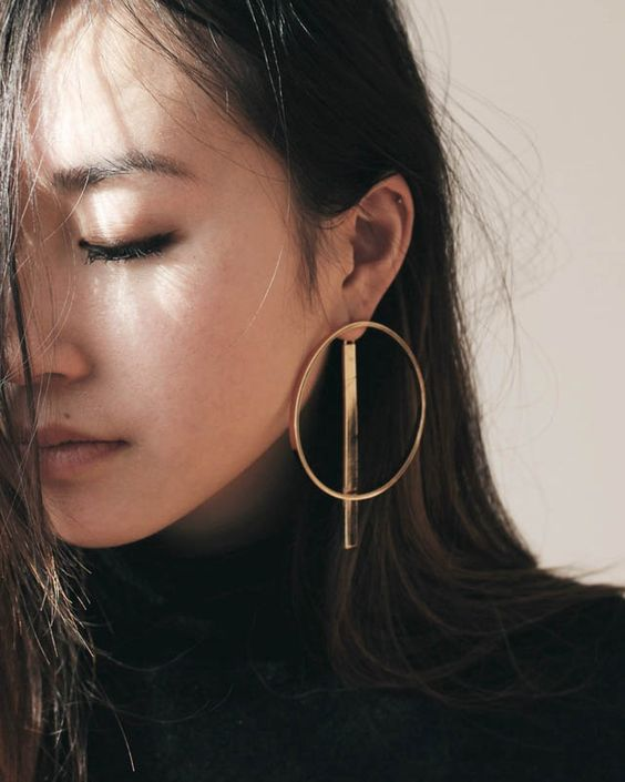 Style Inspo SS17: Statement Earrings [www.whatkumquat.com]