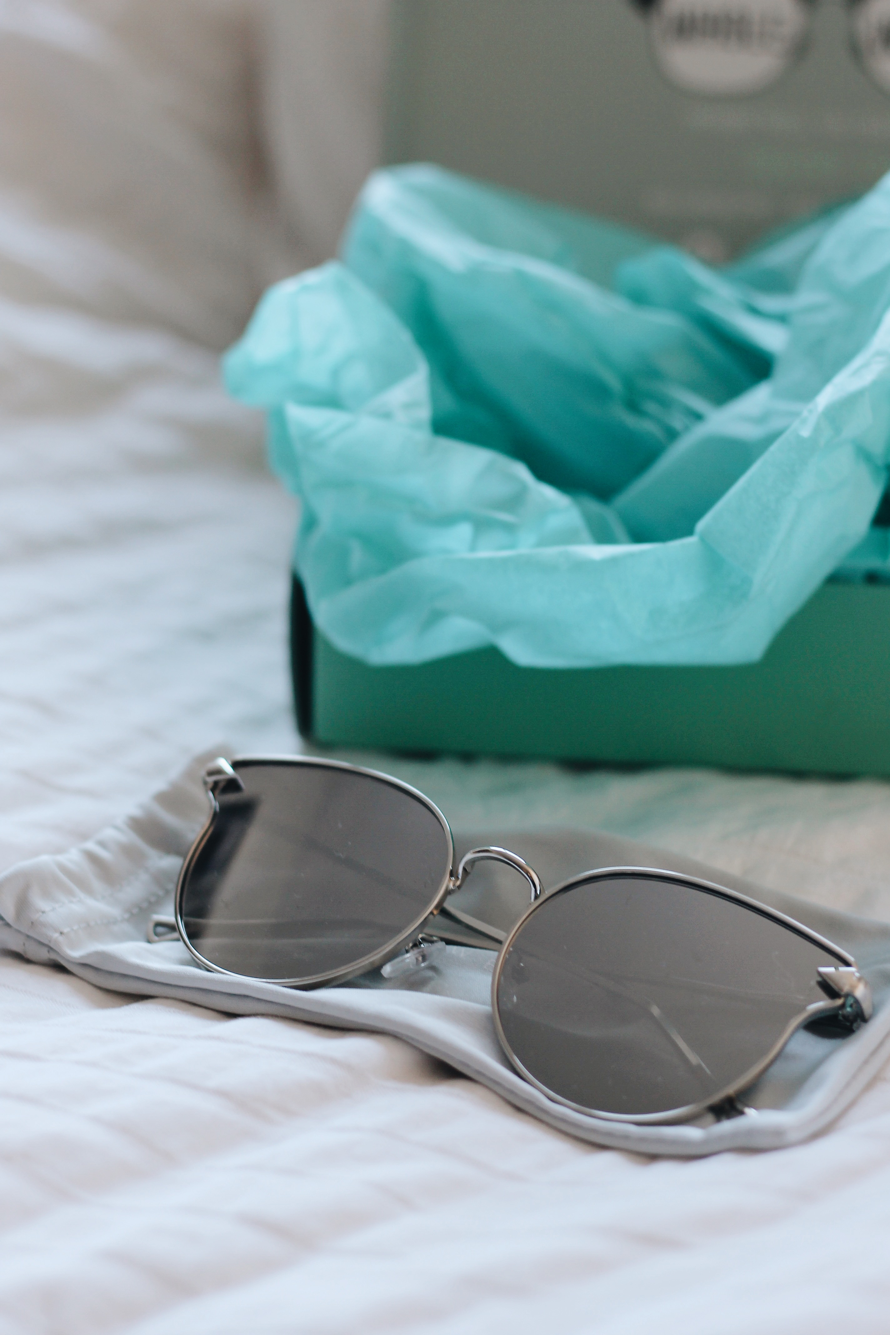 Mirrored Sunglasses, WearMe Pro [www.whatkumquat.com]