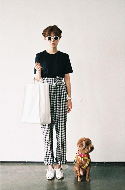 Style Inspo + Shop The Trend: Gingham [www.whatkumquat.com]