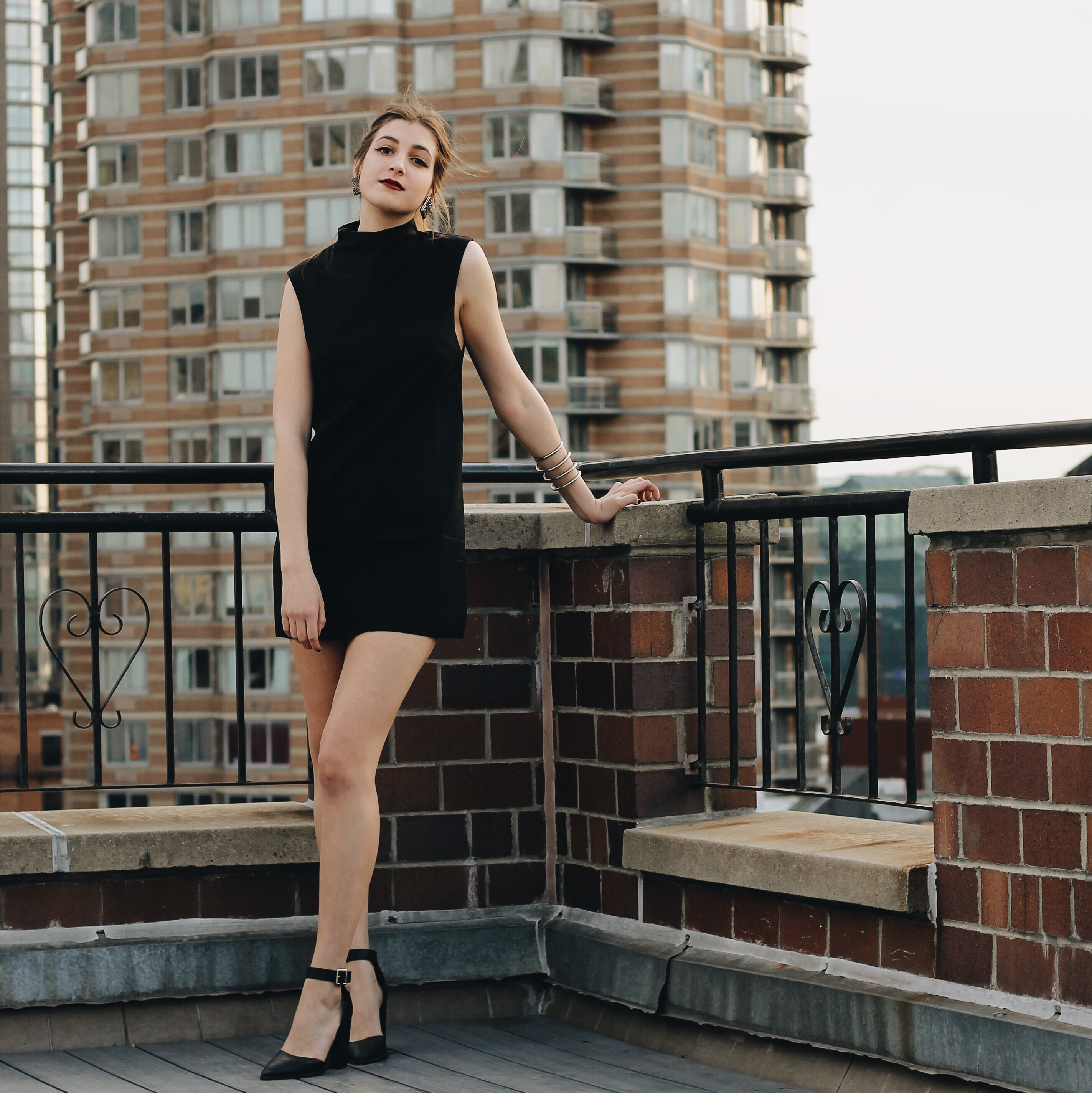 How To Style An LBD 3 Ways [www.whatkumquat.com]