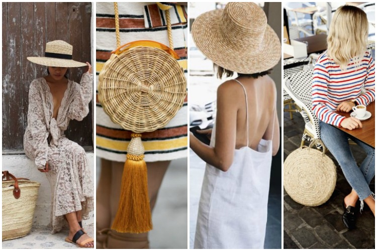 Style Inspo: Straw Things For Summer