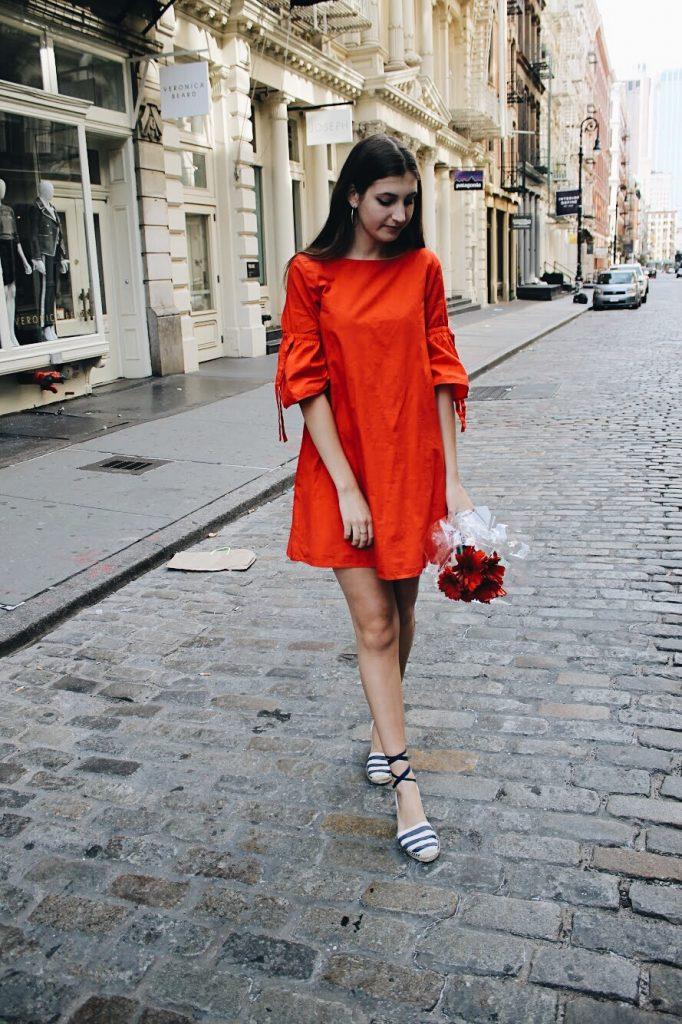 The Little Red Dress | Whatkumquat.com
