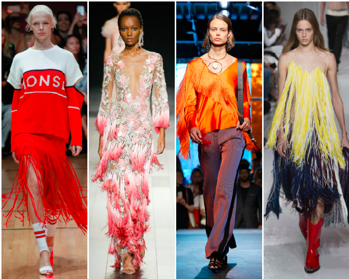 NYFW SS18 Trend Report: Fringe