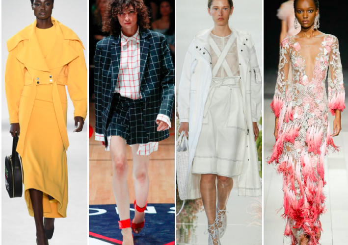 5 of the Biggest Trends from NYFW SS18 & Where to Wear Them