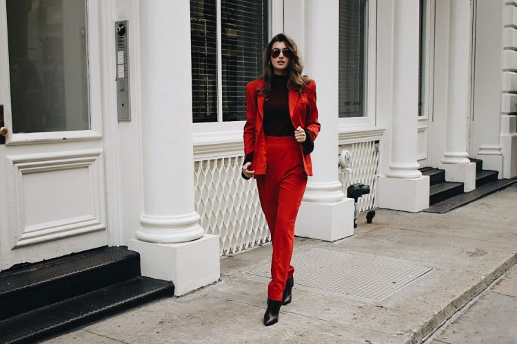 A Tale of Longing & Perseverance: The Red Trouser