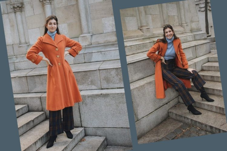 The Orange Coat